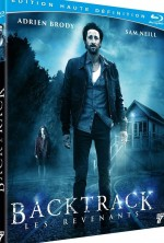 Jaquette Backtrack - Les revenants