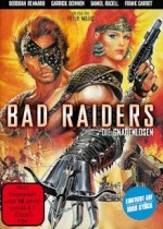 Jaquette Bad Raiders