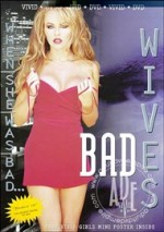 Jaquette Bad Wives EPUISE/OUT OF PRINT