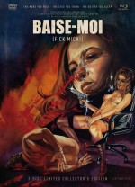 Jaquette Baise-Moi (Cover A - DVD + Bluray)