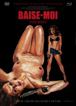 Jaquette Baise-Moi (Cover B - DVD + Bluray)