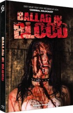 Jaquette Ballad in Blood (Blu-Ray+DVD) - Cover A
