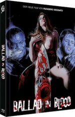Jaquette Ballad in Blood (Blu-Ray+DVD) - Cover B