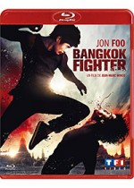 Jaquette Bangkok Fighter