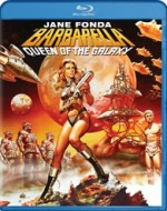 Jaquette Barbarella