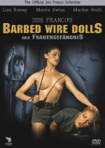 Jaquette BARBED WIRE DOLLS EPUISE/OUT OF PRINT