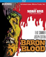 Jaquette Baron Blood