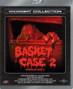 Jaquette Basket Case 2 (bluray)