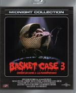 Jaquette Basket Case 3 (bluray)