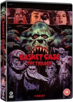Jaquette Basket Case: The Trilogy (Limited Steelbook Edition)