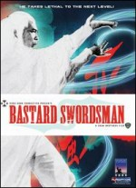 Jaquette Bastard Swordsman EPUISE/OUT OF PRINT