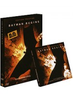 Jaquette Batman Begins Edition Prestige