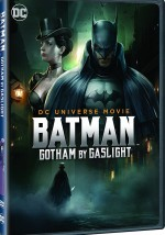 Jaquette  Batman : Gotham by Gaslight