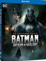 Jaquette  Batman : Gotham by Gaslight - édition boîtier SteelBook
