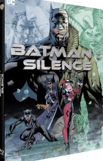 Jaquette Batman : Silence - Édition SteelBook