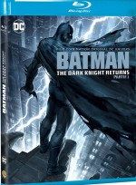 Jaquette Batman : The Dark Knight Returns - Partie 1 (Édition Spéciale 2 DVD)
