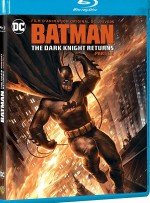 Jaquette Batman : The Dark Knight Returns - Partie 2 (Édition Spéciale 2 DVD)