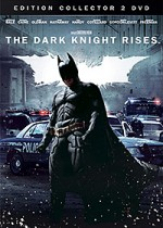 Jaquette Batman - The Dark Knight Rises (Édition Collector)