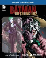 Jaquette Batman : The Killing Joke (édition Limitée Blu-ray + DVD + Figurine)