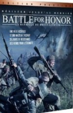 Jaquette Battle for Honor, la bataille de Brest-Litovsk (édition Prestige)
