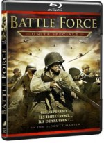 Jaquette Battle Force, unit spciale