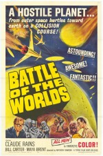 Jaquette Battle of the Worlds