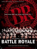 Jaquette BATTLE ROYALE DIRECTOR'S CUT