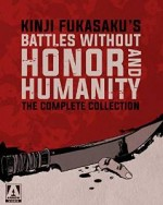Jaquette Battles Without Honor and Humanity: The Complete Collection (13-Disc Limited Edition Box Set)