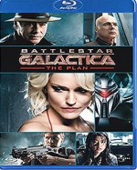 Jaquette Battlestar Galactica - The Plan