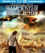 Jaquette Battlestar Rebellion - Prisoners of Power (Blu-ray + Copie digitale)