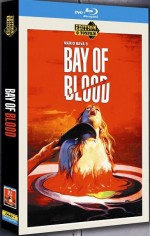 Jaquette Bay of Blood (Mediabook DVD + BLURAY) Cover A