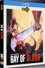Jaquette Bay of Blood (Mediabook DVD + BLURAY) Cover B
