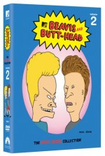 Jaquette Beavis and Butt-head (The Mike Judge Collection Vol. 2)