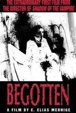 Jaquette Begotten EPUISE/OUT OF PRINT