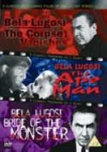 Jaquette Bela Lugosi - Vol. 2 - The Corpse Vanishes / The Ape Man / Bride Of The Monster