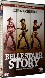 Jaquette Belle Starr Story