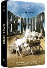 Jaquette Ben-Hur (Ultimate Edition)