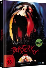 Jaquette Berserker (DVD + BLURAY)