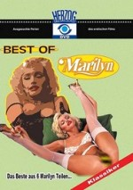 Jaquette Best Of Marilyn
