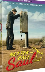 Jaquette Better Call Saul - Saison 1