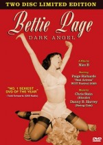 Jaquette Bettie Page: Dark Angel Limited Edition