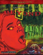 Jaquette Beyond (Grindhouse Releasing 3 Disc Blu-Ray / CD Combo)