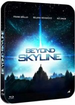 Jaquette Beyond Skyline (Combo Blu-ray + DVD)