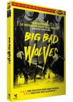 Jaquette Big Bad Wolves
