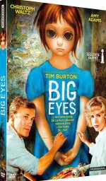 Jaquette Big Eyes