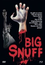 Jaquette Big Snuff (DVD+Blu-Ray)
