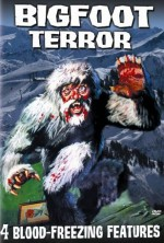 Jaquette Bigfoot Terror