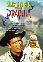 Jaquette Billy the Kid vs. Dracula