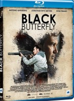 Jaquette Black Butterfly