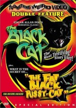 Jaquette Black Cat, The / The Fat Black Pussycat EPUISE/OUT OF PRINT